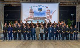 """Roberta Pinotti all'undicesimo """"Regional Seapower Symposium"""""""