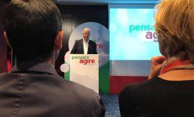 """Walter Veltroni a Genova per """"Pensare, agire"""""""