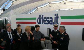 Roberta Pinotti al Festival della Scienza di Genova
